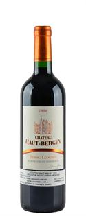 Chateau Haut-Bergey Pessac-Leognan 2006 750ml - Case of 12